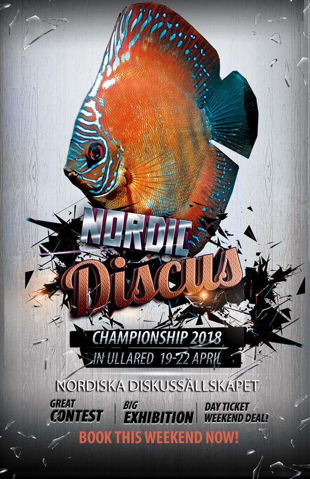 Nordic discus show 2018