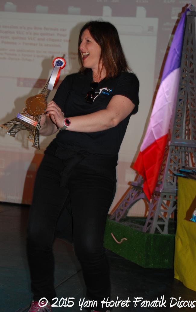 Marta Discusnorte Espagne Paris Grigny 2015