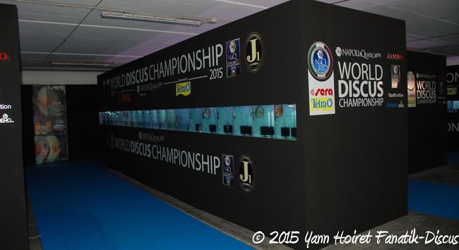 Discus world discus championship Napoli 2015