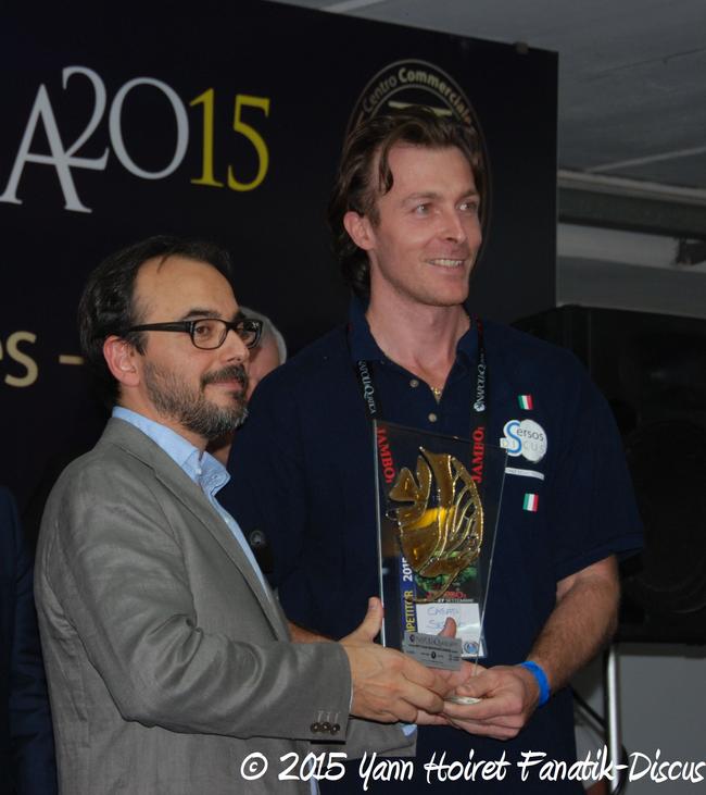 Sergio Casati best italian breeder Napoli discus show 2015