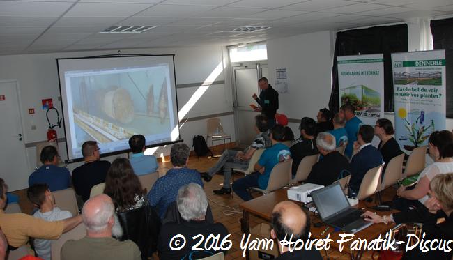 Conférence Alain Merlin Arvert 2016