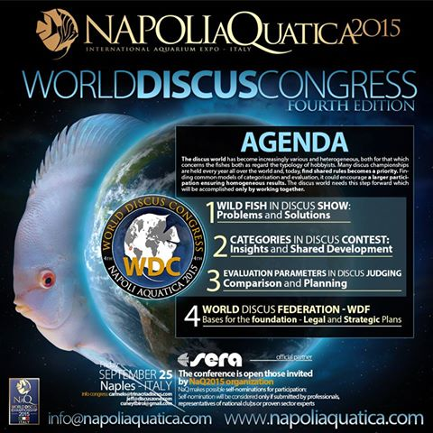 World Discus Congress 2015