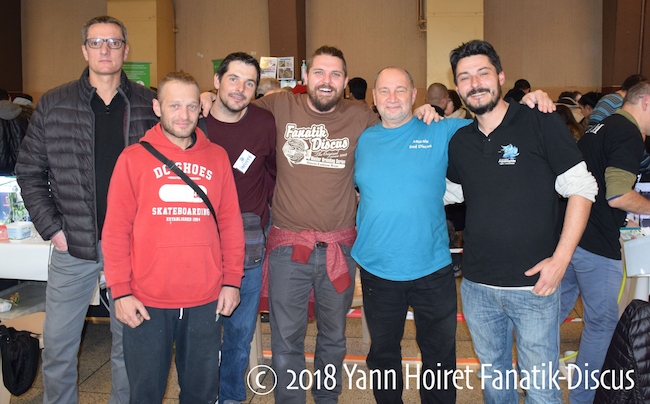 Les amis de Fanatik-Discus Eybens 2018
