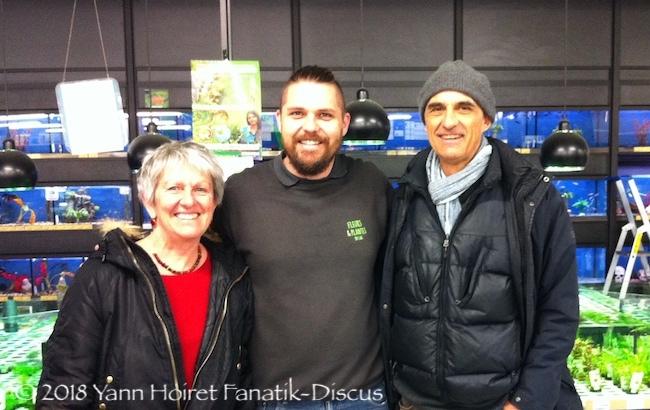 Griot mari et femme prof anglais-aquaculture BTS