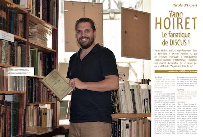Interview Yann Hoiret AquaMag 38