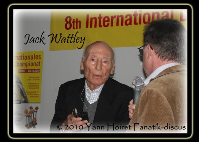 Jack Wattley Duisburg 2010