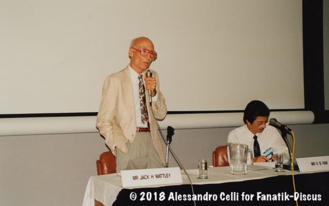 Jack Wattley speech in Singapore