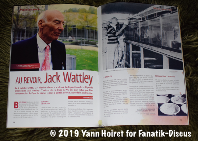 Goodbye Jack Wattley AQUAMAG 41 Yann Hoiret