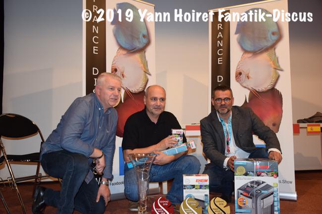 Champion amateur Franck Ramezi FDS Cognac 2018