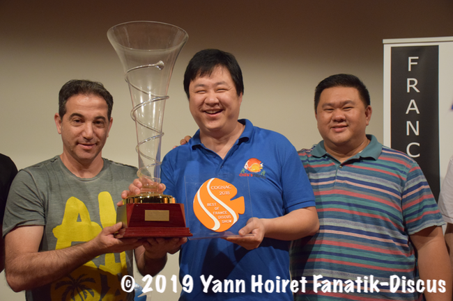 Grand Champion Antonello Greek Hu Daniel Francis Indarta FDS Cognac 2018